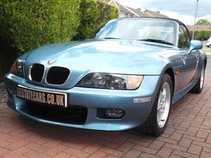 1999/T BMW Z3 2.8 * LOW MILES * 1 LADY OWNER For Sale
