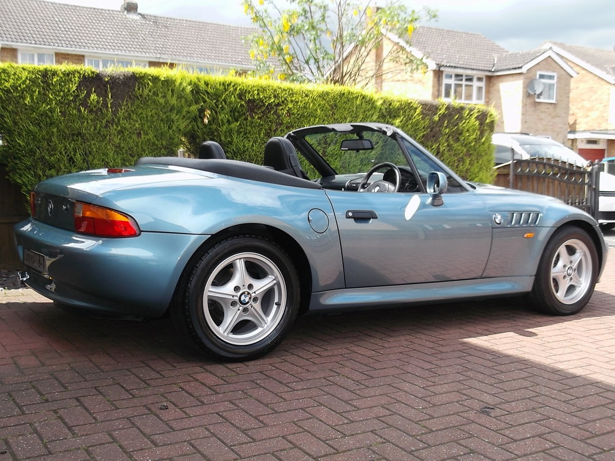 1999/T BMW Z3 2.8 * LOW MILES * 1 LADY OWNER For Sale (picture 3 of 6)