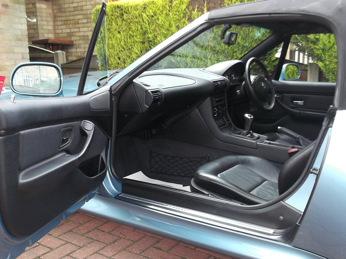 1999/T BMW Z3 2.8 * LOW MILES * 1 LADY OWNER For Sale (picture 4 of 6)