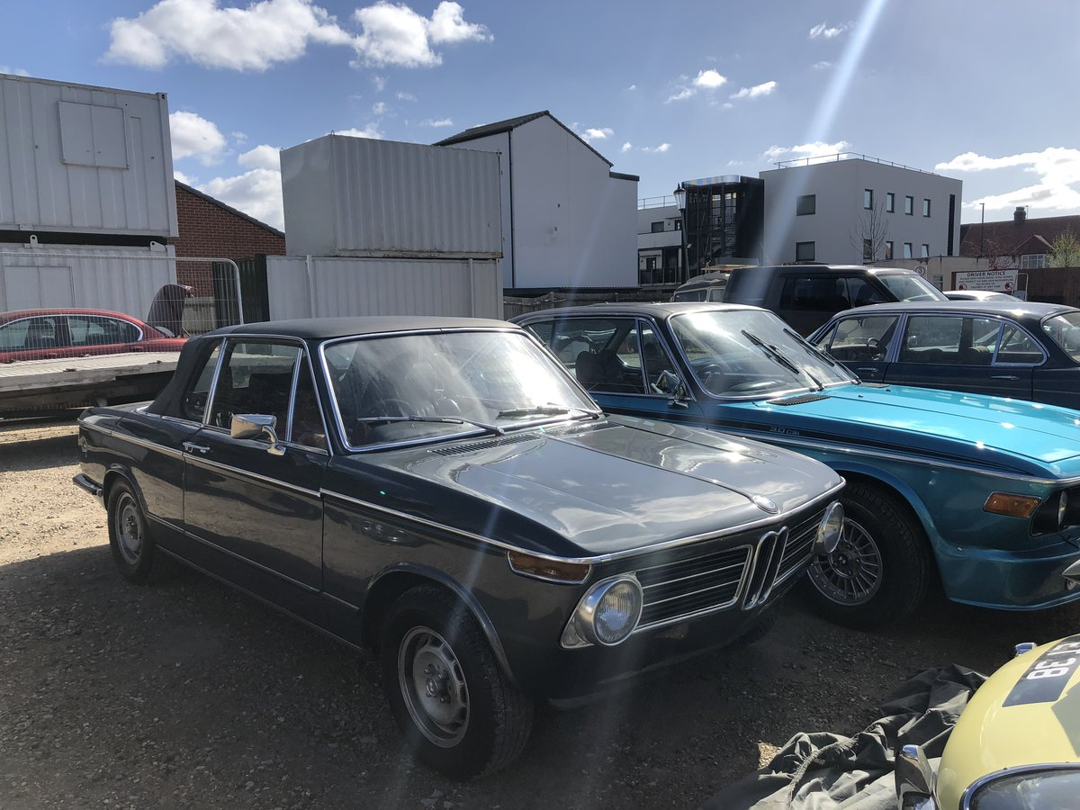 1973 BMW 2002  WANTED For Sale (picture 1 of 1)
