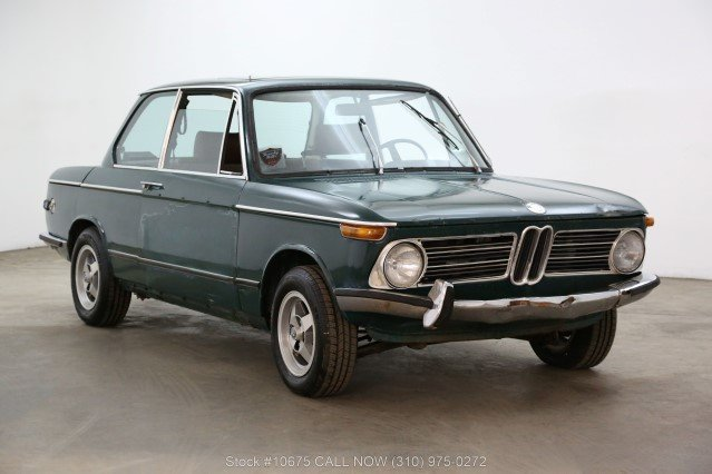 1972 BMW 2002 For Sale (picture 1 of 6)