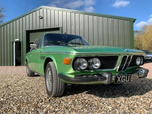 1974 FULLY  RESTORED  RHD  E9  CSI  5  SPEED LSD  TAIGA GREEN   For Sale