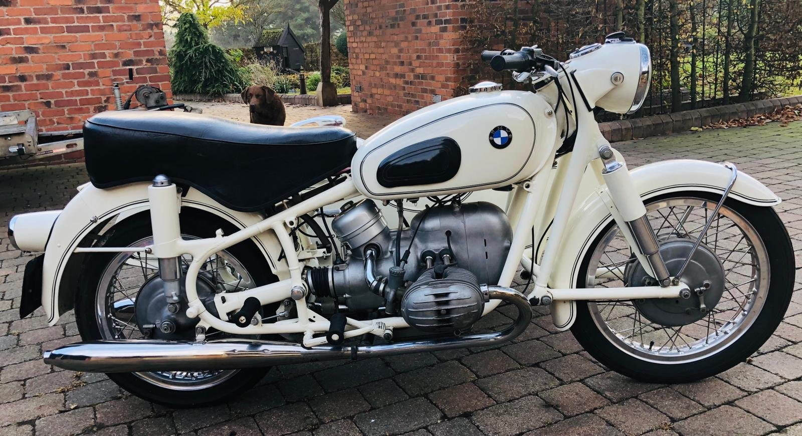 1964 BMW R60/2 E COMBINATION  For Sale (picture 4 of 6)