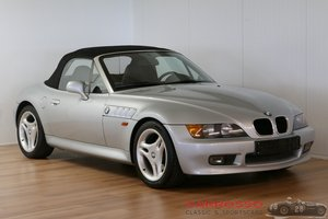 1999 BMW Z3 1.8 Roadster in very good condition For Sale