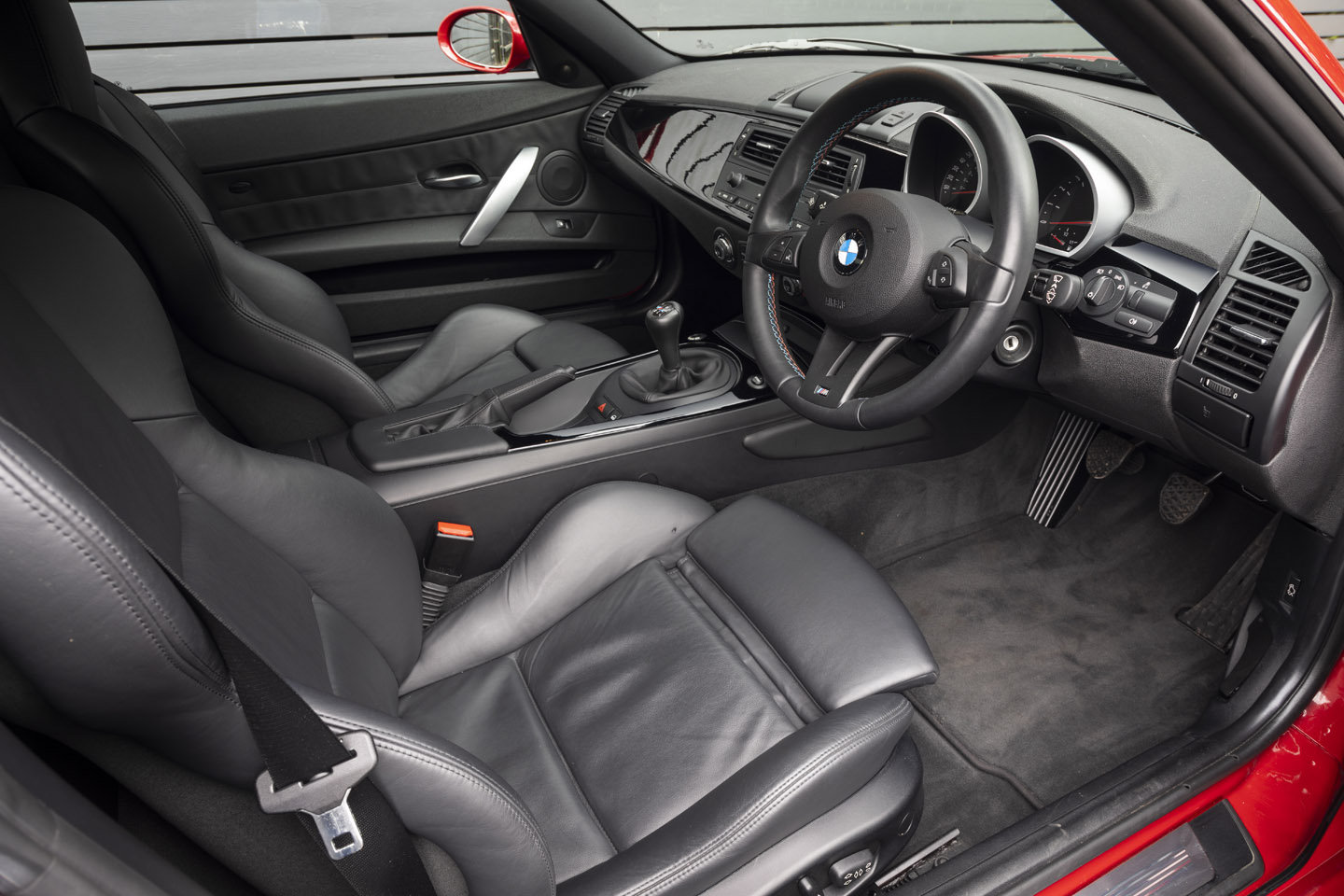 2008 BMW Z4M Coupe ONLY 3100 MILES For Sale (picture 4 of 6)