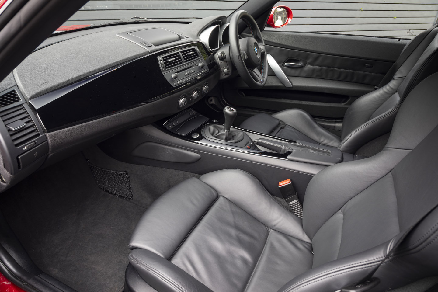 2008 BMW Z4M Coupe ONLY 3100 MILES For Sale (picture 5 of 6)