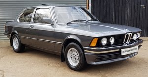 1982 Only 43,000 - Very rare E21 323i LE - Ready to show example For Sale