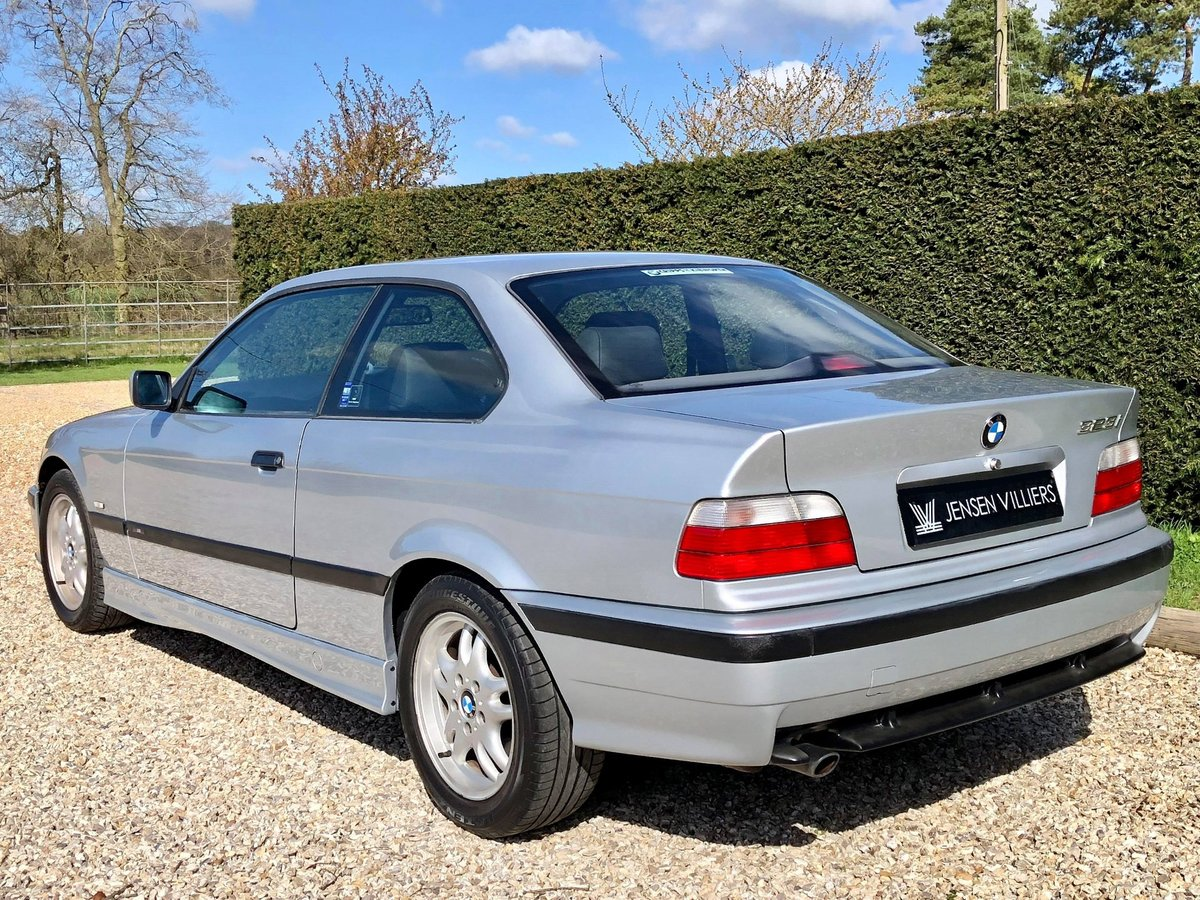 1997 BMW 323i M-Sport Manual **2 Owner E36 Coupe, Low Mileage** SOLD (picture 3 of 6)