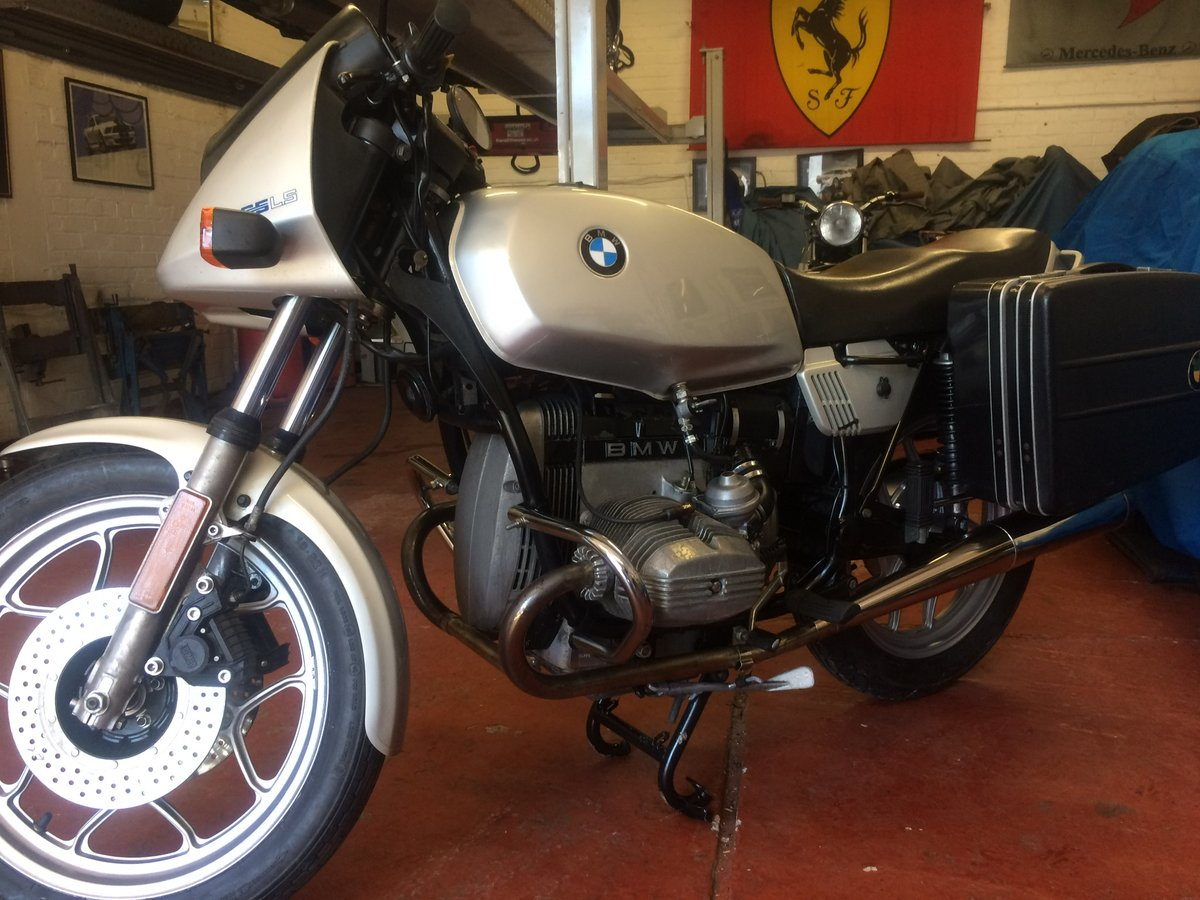 1987 BMW R65 LS SOLD (picture 3 of 6)