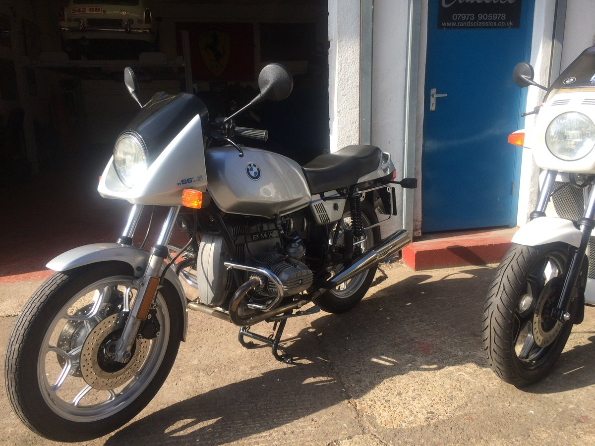 1987 BMW R65 LS SOLD (picture 6 of 6)