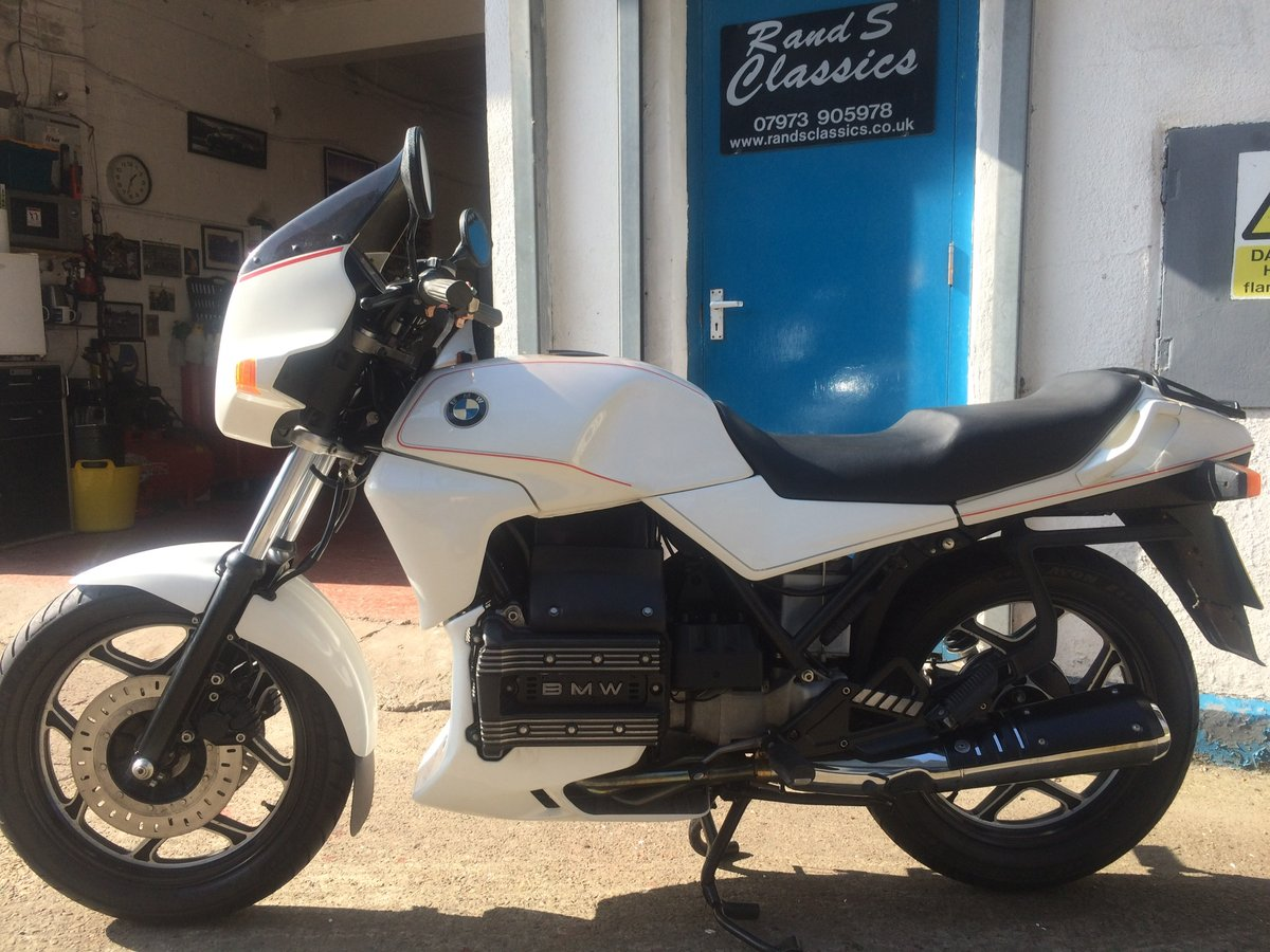 1989 Stunning BMW K75C SOLD (picture 1 of 6)