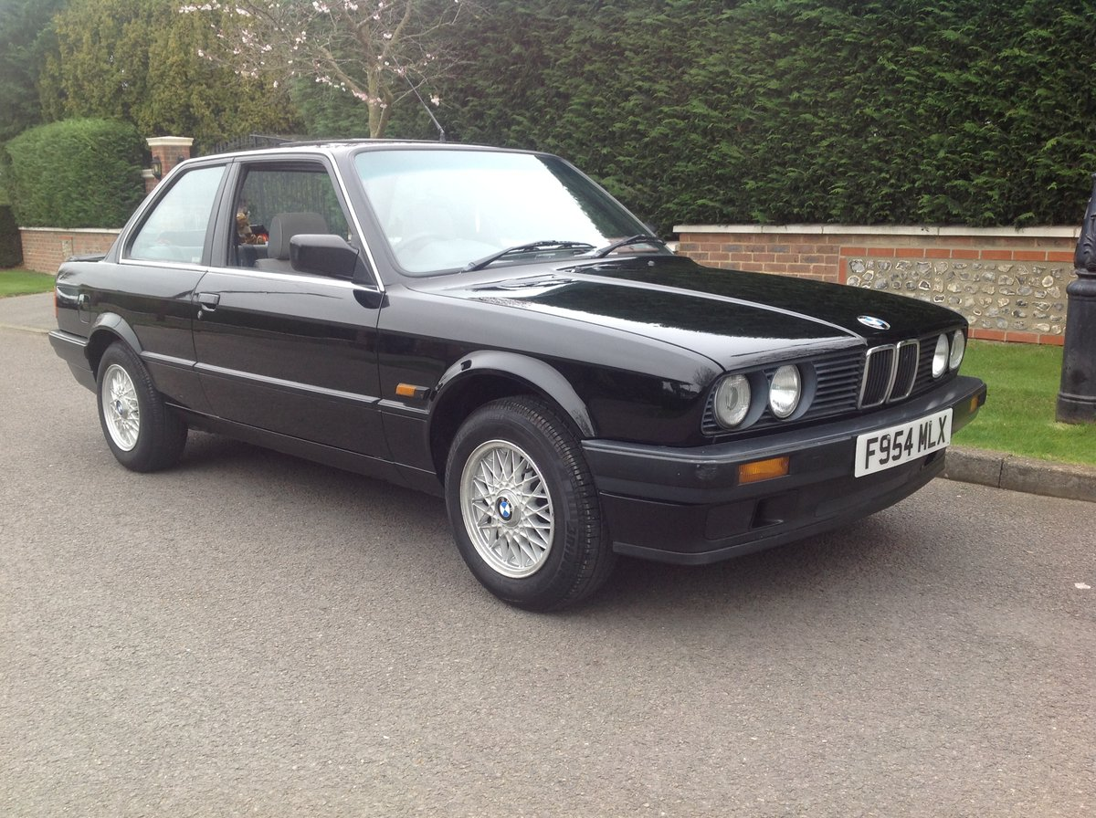 1988 BMW e30. 316 For Sale (picture 1 of 6)