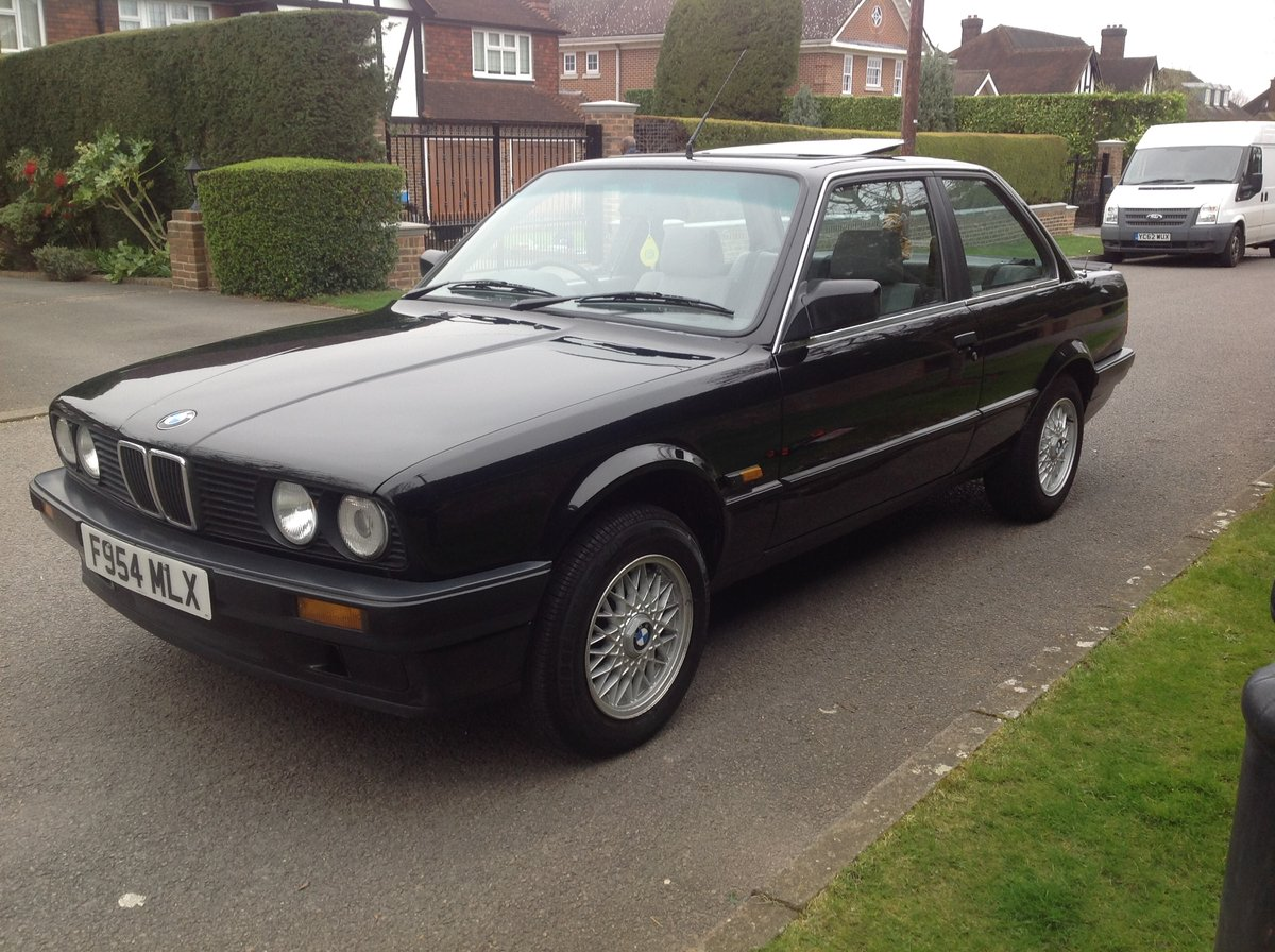 1988 BMW e30. 316 For Sale (picture 2 of 6)