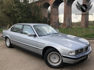 1996 BMW 750iL V12 35,000 Miles For Sale