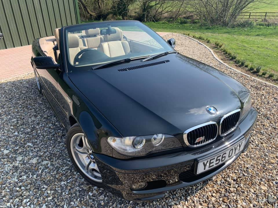 2006 lovely  low  mileage  bmw  m  sport  convertible   For Sale (picture 1 of 6)