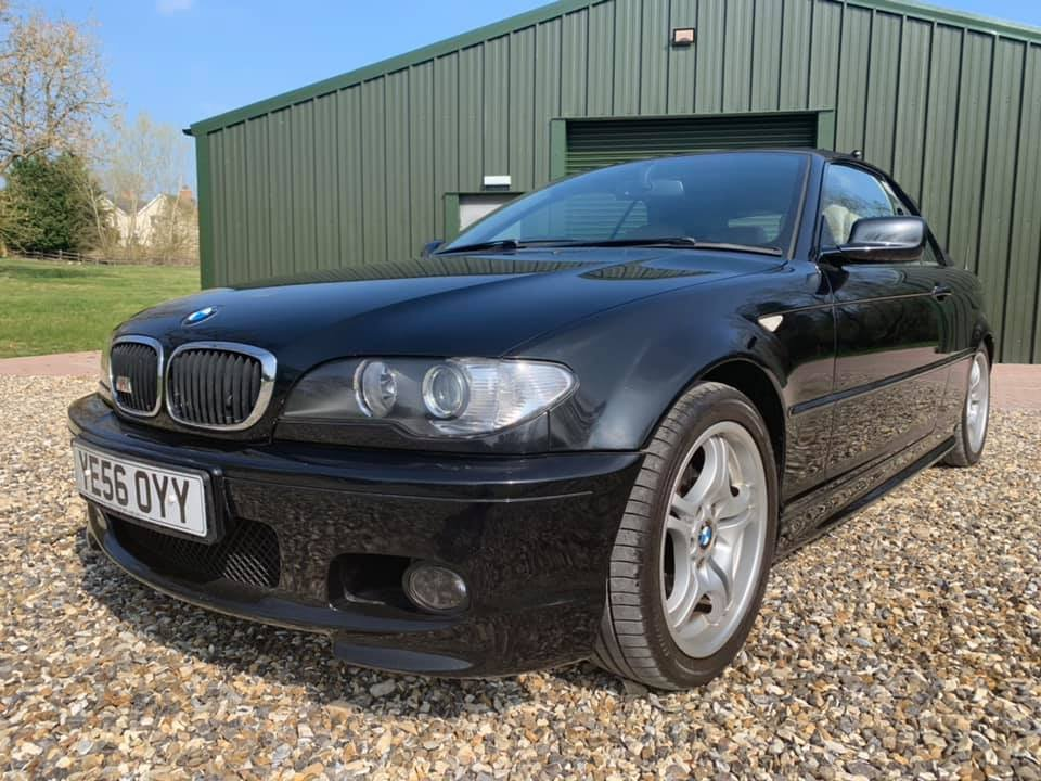 2006 lovely  low  mileage  bmw  m  sport  convertible   For Sale (picture 3 of 6)