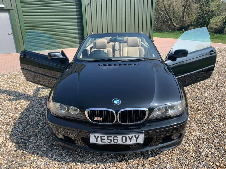 2006 lovely  low  mileage  bmw  m  sport  convertible   For Sale (picture 5 of 6)
