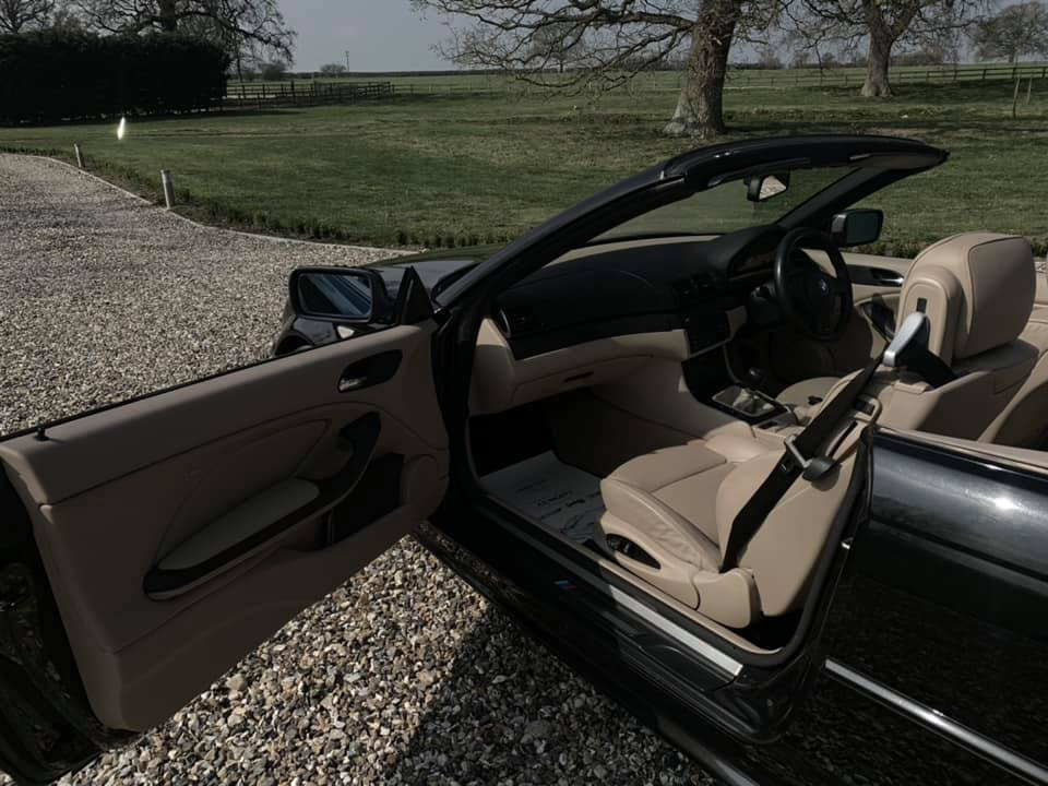2006 lovely  low  mileage  bmw  m  sport  convertible   For Sale (picture 6 of 6)