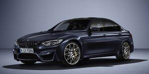 2017 BMW M3 30 Jahre Edition = Rare 1 of 150 w 444-hp $85k