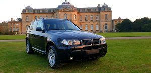 2008 LHD BMW X3 2.0D M SPORT, AUTO, 4X4 – LEFT HAND DRIVE For Sale