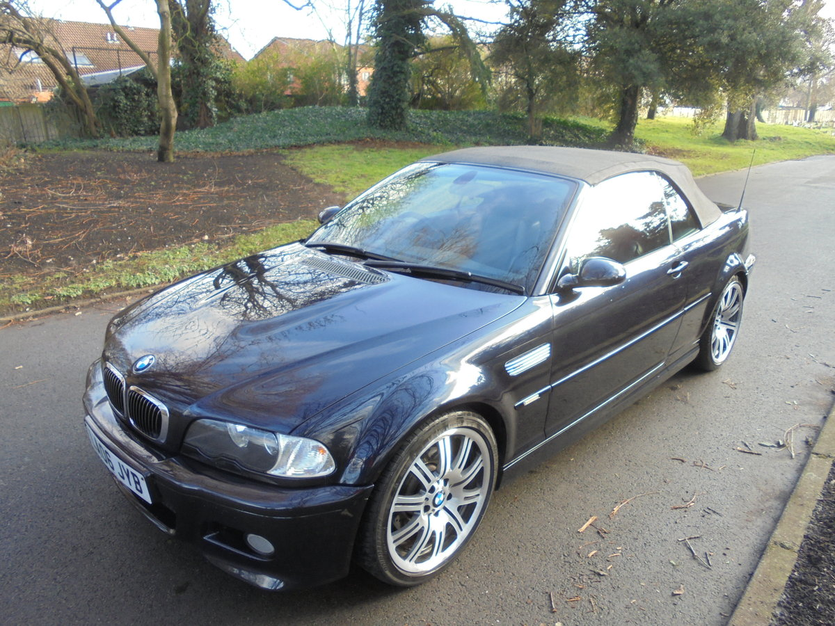 COMPLETELY OUTSTANDING 2006 BMW M3 SMG CONVERTIBLE For Sale (picture 2 of 6)
