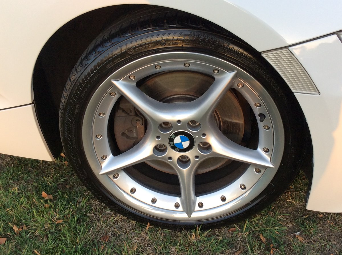 2007 BMW Z4 3.0 litre Si Sports Coupe 6 Speed Manual For Sale (picture 3 of 6)