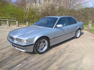 2000 BMW E38 728i factory M Sport FSH PRICE REDUCED For Sale