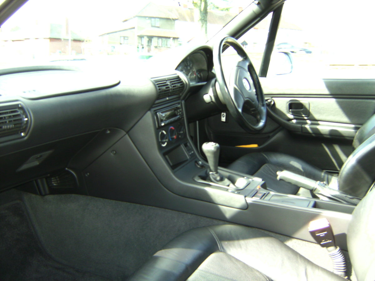 1997 BMW Z3 1.9 ROADSTER VERY LOW MILES 11200 For Sale (picture 5 of 6)