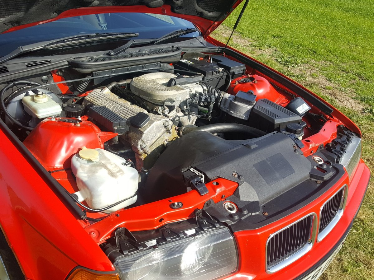 BMW 318i 5 speed Manual E36 1996 For Sale (picture 6 of 6)