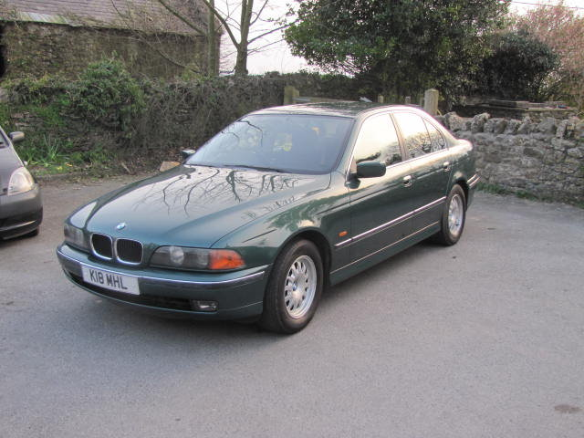 1998 classic bmw 523se auto For Sale (picture 2 of 5)