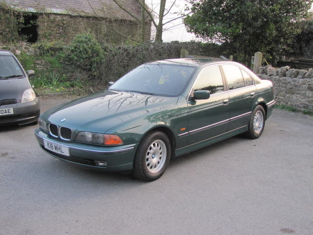 1998 classic bmw 523se auto For Sale (picture 5 of 5)