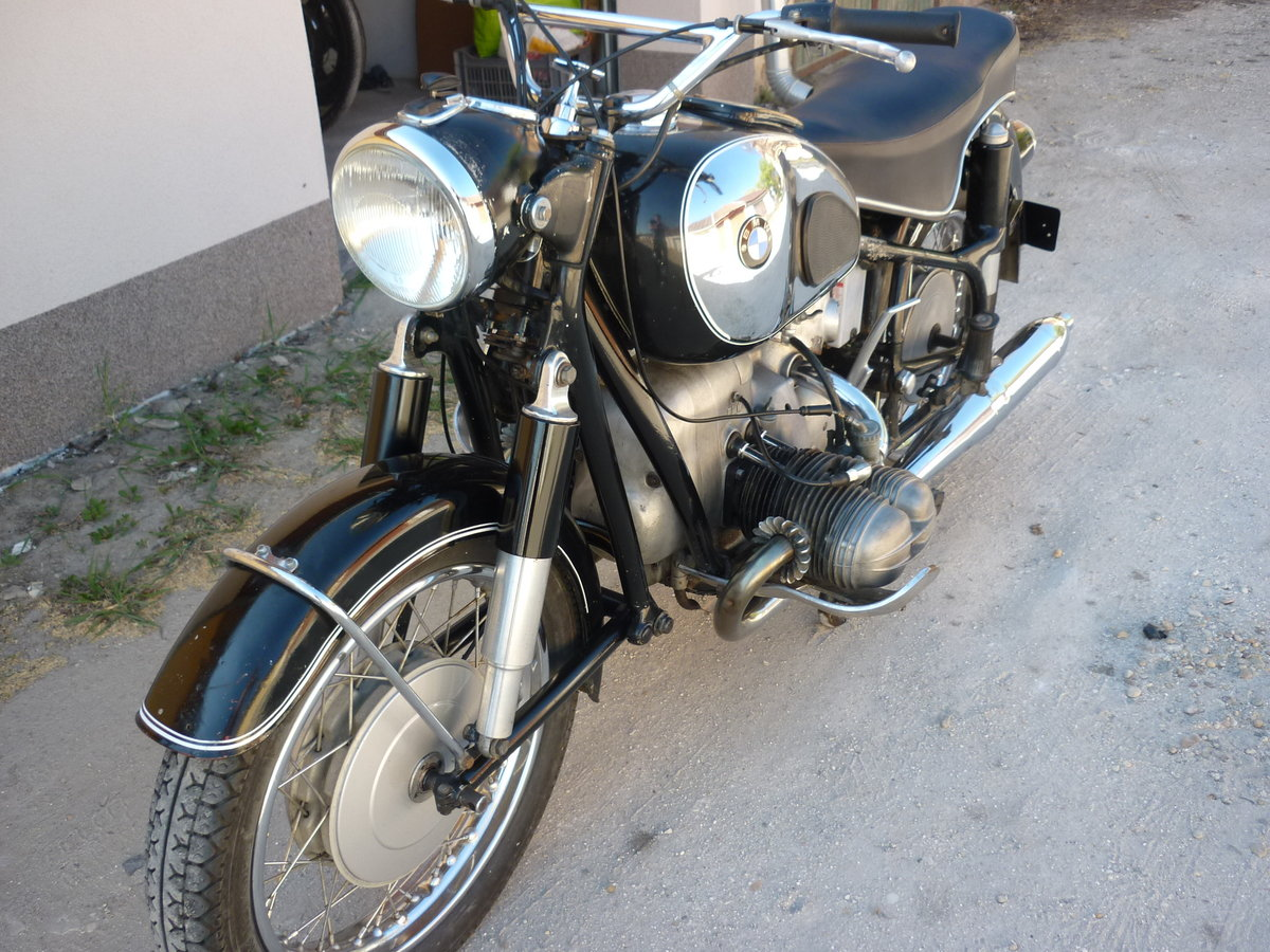 1966 BMW R69S matching numbers For Sale (picture 1 of 6)