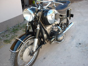 1966 BMW R69S matching numbers For Sale