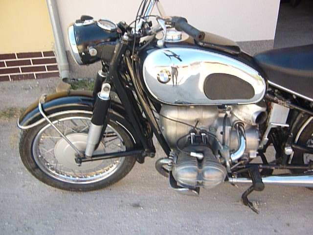 1966 BMW R69S matching numbers For Sale (picture 3 of 6)