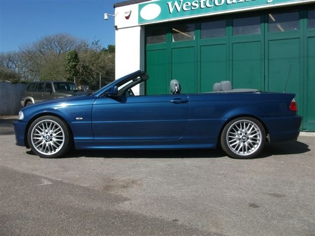 2001 BMW 330Ci Convertible, 68k, Lovely car SOLD (picture 2 of 6)