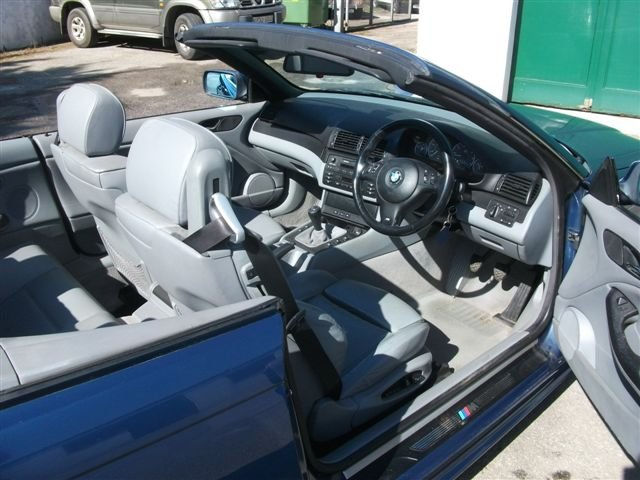 2001 BMW 330Ci Convertible, 68k, Lovely car SOLD (picture 4 of 6)