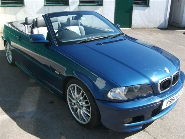 2001 BMW 330Ci Convertible, 68k, Lovely car SOLD (picture 5 of 6)