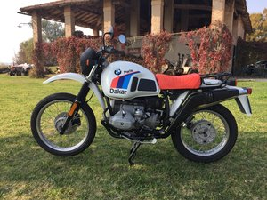 BMW R80G/S 1986 PD 999 For Sale