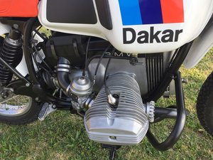 Picture of 1986 BMW R80G/S  PD 999