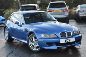 2000 BMW Z3M Coupe with Only One Owner / 38,000 Miles For Sale