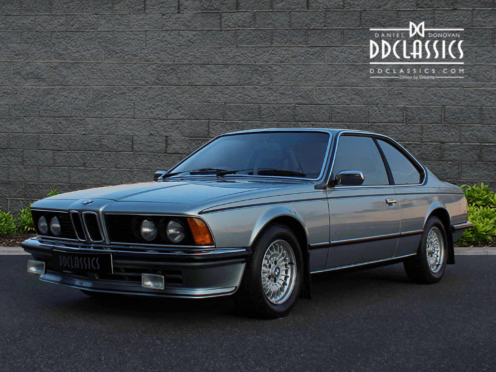 1982 BMW 635 CSiFor Sale In London (RHD) For Sale in London For Sale (picture 1 of 6)