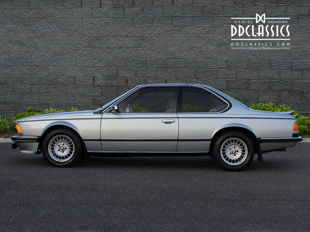 1982 BMW 635 CSiFor Sale In London (RHD) For Sale in London For Sale (picture 3 of 6)