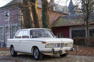 1969 BMW 2000 Ti: 13 Apr 2019 For Sale by Auction