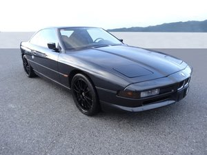 1990 BMW 850i Coupe: 13 Apr 2019 For Sale by Auction