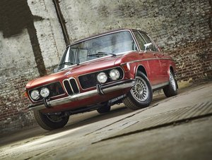 1975 BMW 3.0 S: 13 Apr 2019 For Sale by Auction