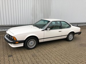 1985 BMW 635CSi Coupe: 13 Apr 2019