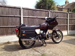 BMW R100RT - 1979 Low mileage (20400 miles)