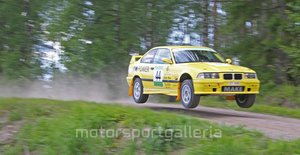 BMW M3 coupe E36 rally car For Sale