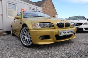 2004 (04) BMW M3 Coupe 3.2 ( 343 bhp ) For Sale