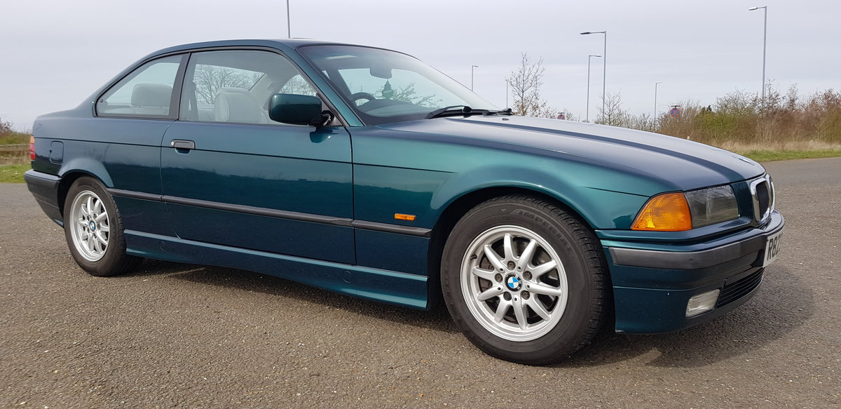 bmw 323i 1998 coupe